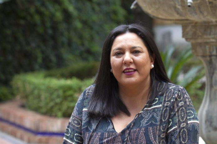 Dolores Amo, Vicepresidenta de la Diputación de Córdoba