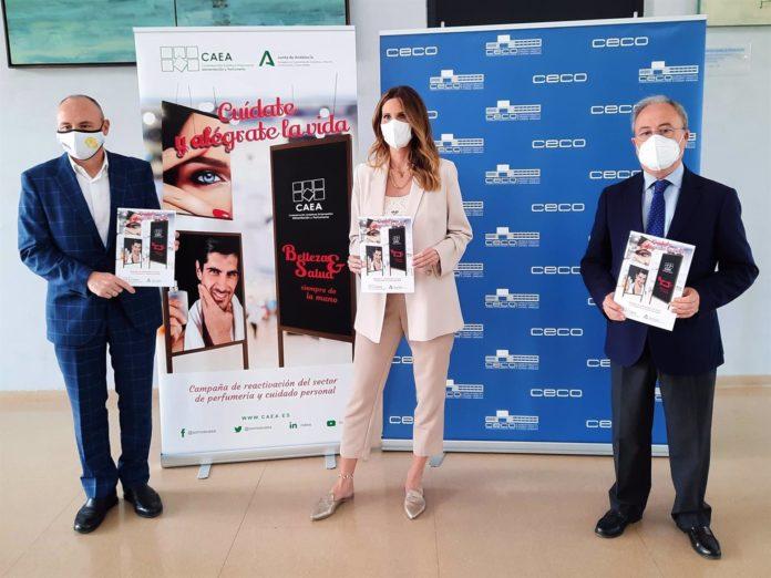 Presentación de la campaña 'Cuídate y alégrate la vida. Belleza y salud siempre de la mano'