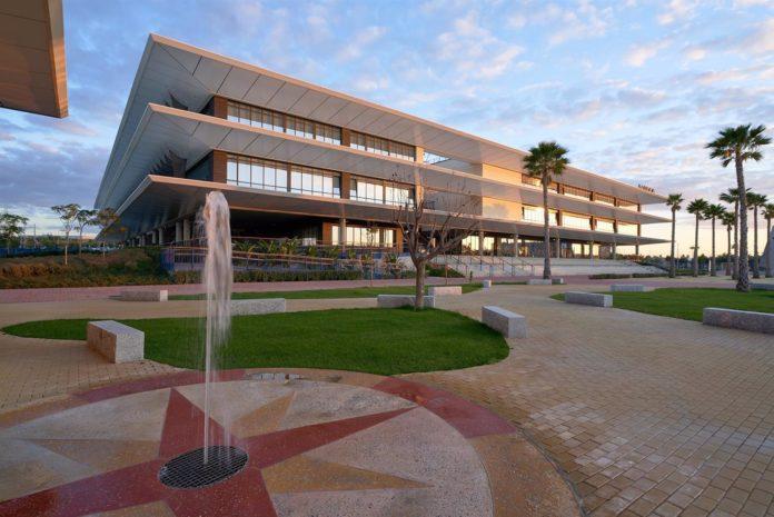 Instalaciones de la Universidad Loyola Andalucía