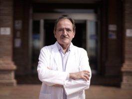 Dr. José Eduardo Arjona, ginecólogo