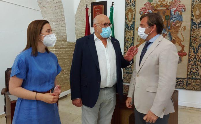 Antonio Repullo y Cristina Casanueva