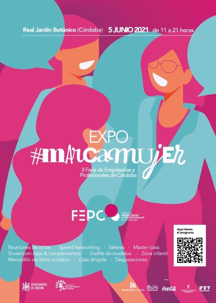 Cartel Expo Mujer 2021