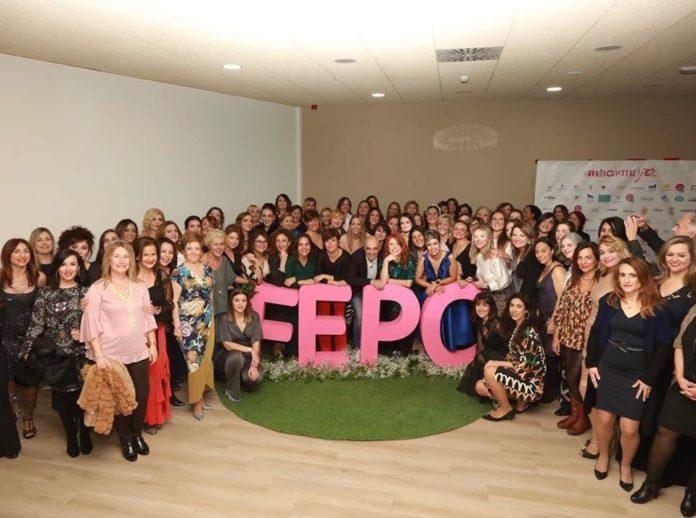 Mujeres empresarias del FEPC