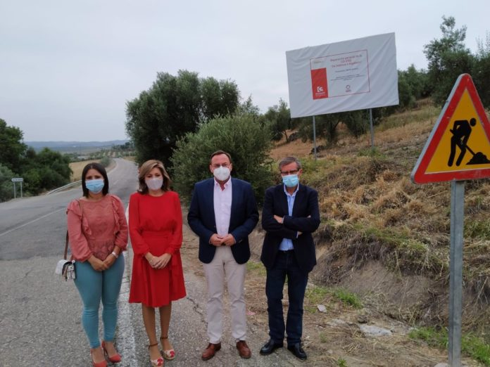 Delegado de Medio Natural y Carreteras de la Diputación de Córdoba, Francisco Palomares