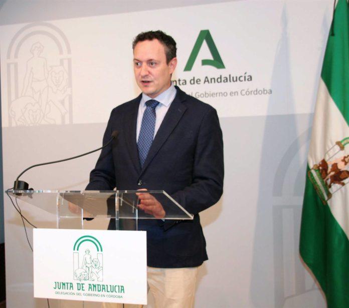 Delegado de Agricultura, Ganadería y Pesca de la Junta de Andalucía en Córdoba, Juan Ramón Pérez