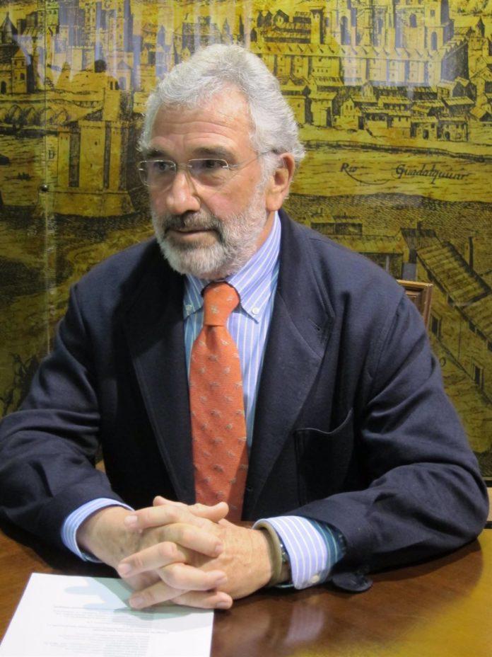 El presidente de Asaja Córdoba, Ignacio Fernández de Mesa
