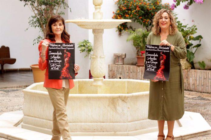La delegada de Cultura en la Diputación de Córdoba, Salud Navajas