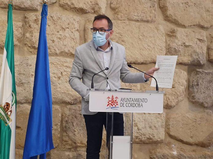 José Antonio Romero, concejal del Grupo Socialista