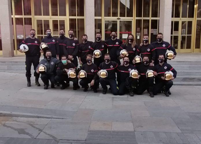 CSIF bomberos