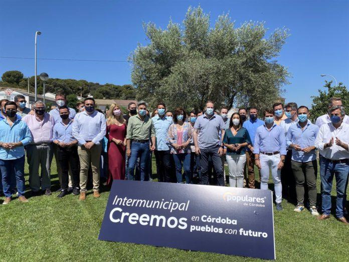 Imagen de la Intermunicipal del PP de Córdoba