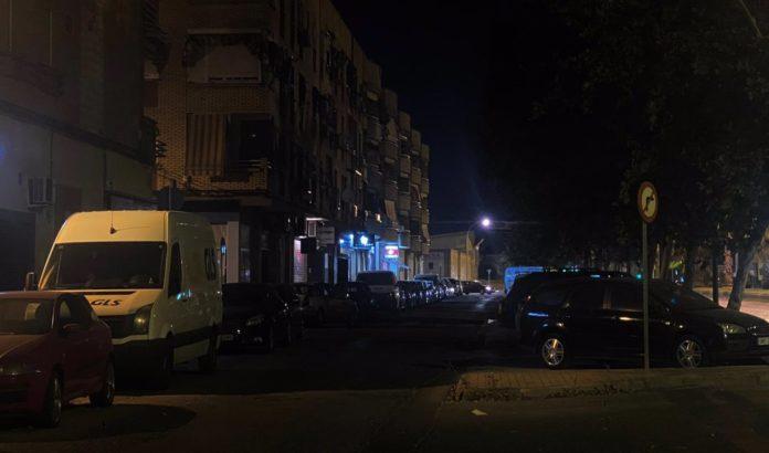 Avenida de Libia