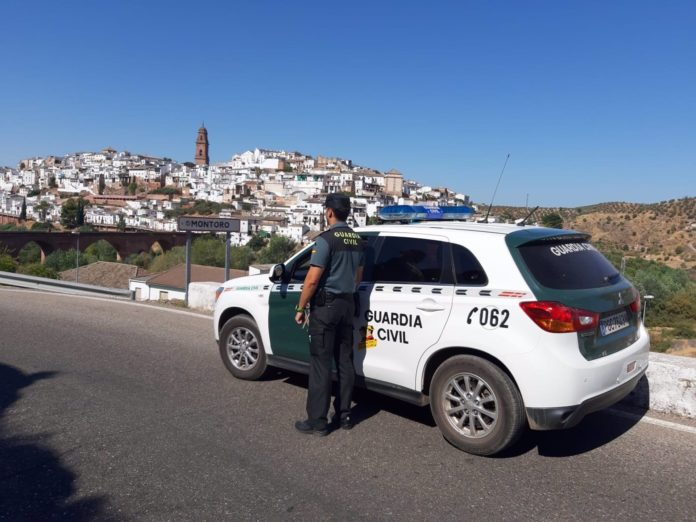Guardia Civil, Montoro