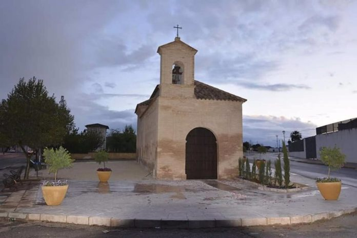 La ermita de La Consolación de Bujalance