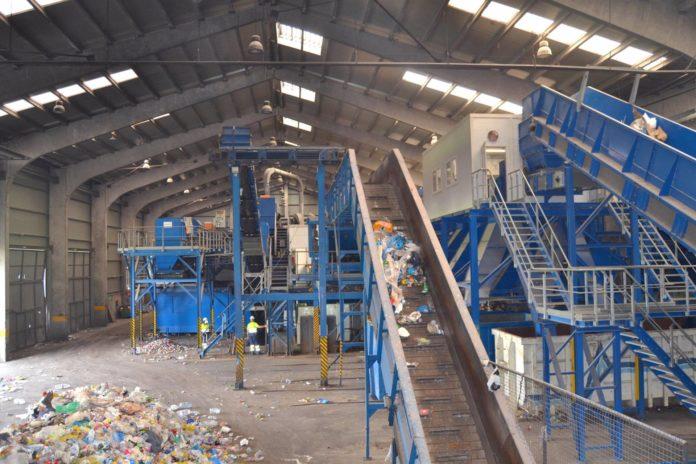Centro de Residuos de Montalbán