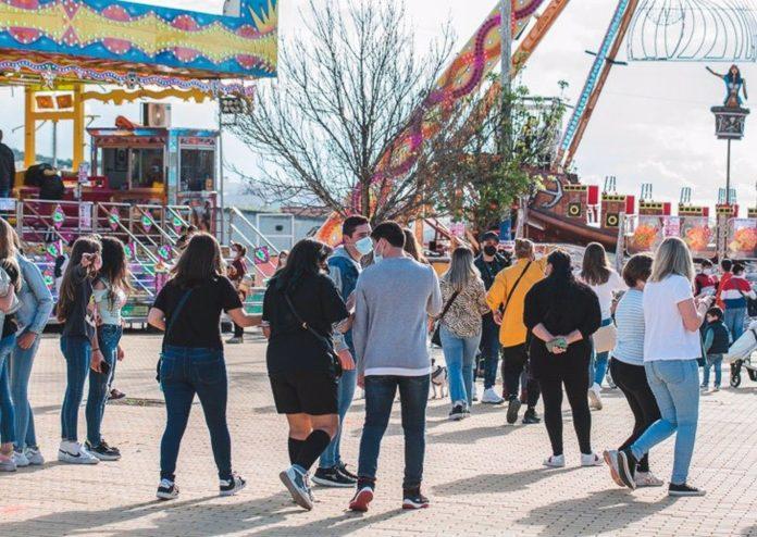 Feria de la Primavera de Lucena