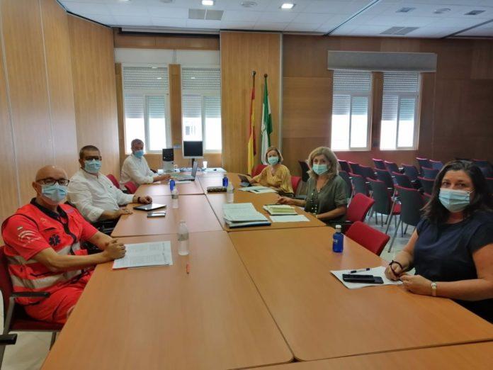 Reunión del Comité Territorial de Alerta de Salud