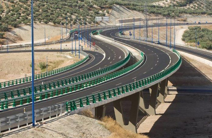 Autovia del Olivar tramo Lucena