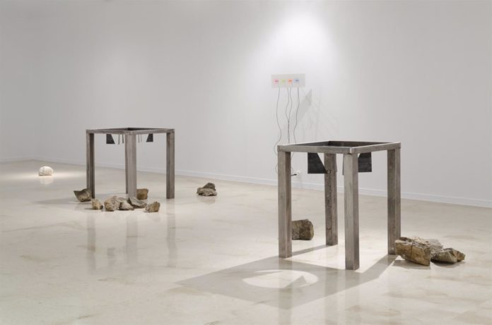 La obra 'Desmontar el Cerro, 2020/21', de Eduardo Rodríguez