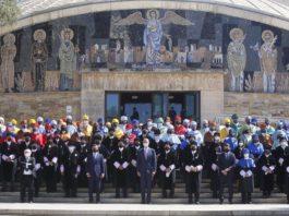 El Rey Felipe VI inaugura en Córdoba el curso académico 2021-22
